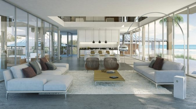 Seaside-Glamour-675x375 Top 25 Most Luxurious Rooms in the World