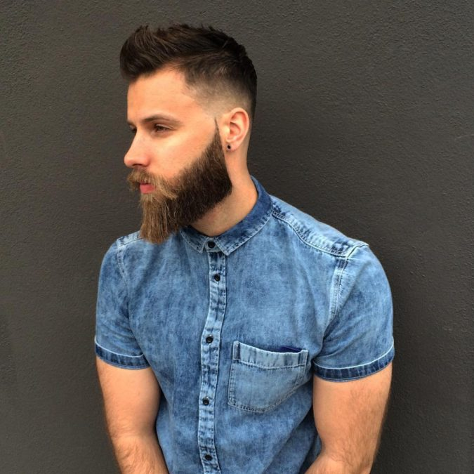 The-Boss-style-675x675 20 Most Trendy Men's Beard Styles for 2020