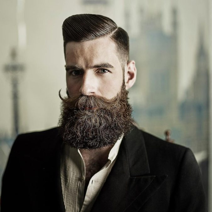 The-Bush-style.-675x675 20 Most Trendy Men's Beard Styles for 2021
