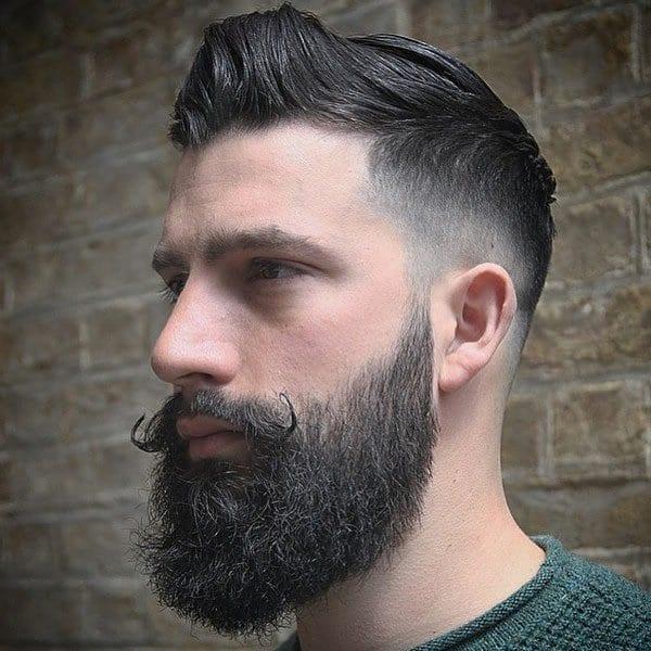 The-Bush-style 20 Most Trendy Men's Beard Styles for 2020