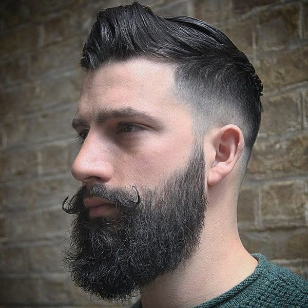 The-Bush-style 20 Most Trendy Men's Beard Styles for 2021