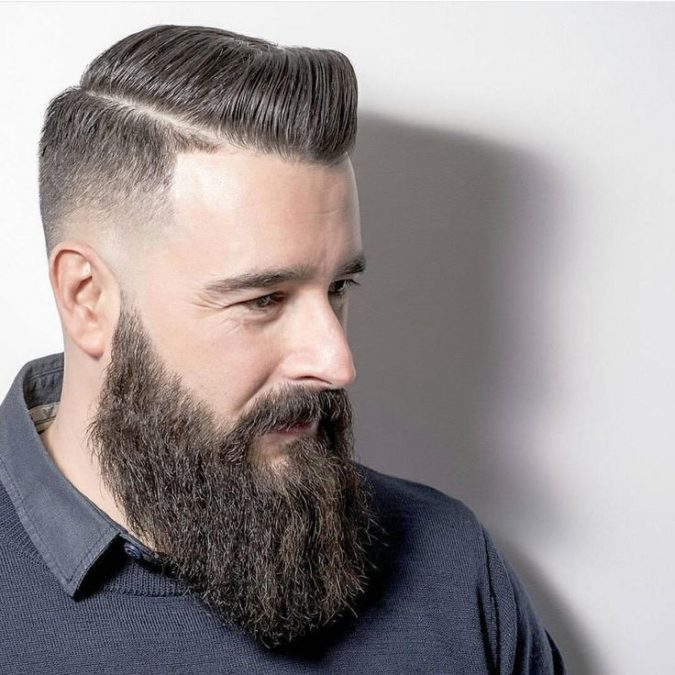 The-Polished-beard-675x675 20 Most Trendy Men's Beard Styles for 2021