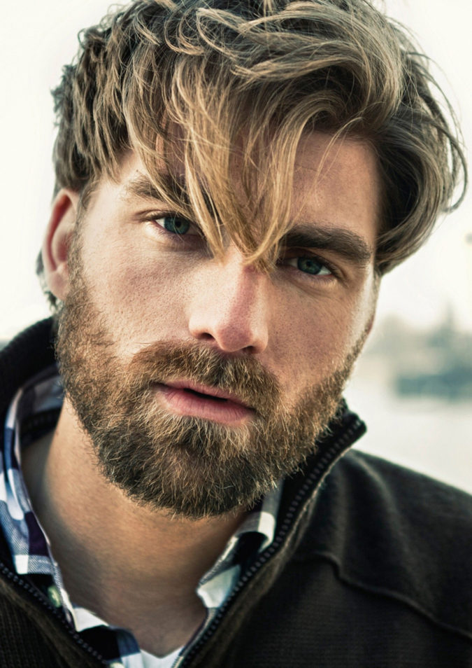 The-Uniform-beard-style-675x954 20 Most Trendy Men's Beard Styles for 2020