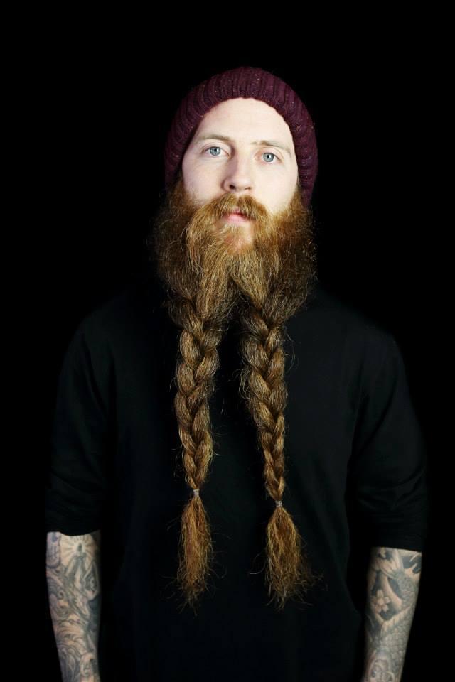 The-Warrior-beard-Style. 20 Most Trendy Men's Beard Styles for 2020