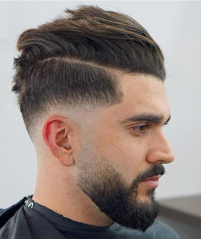 The-faded-beard-style.-e1587078729371 20 Most Trendy Men's Beard Styles for 2020