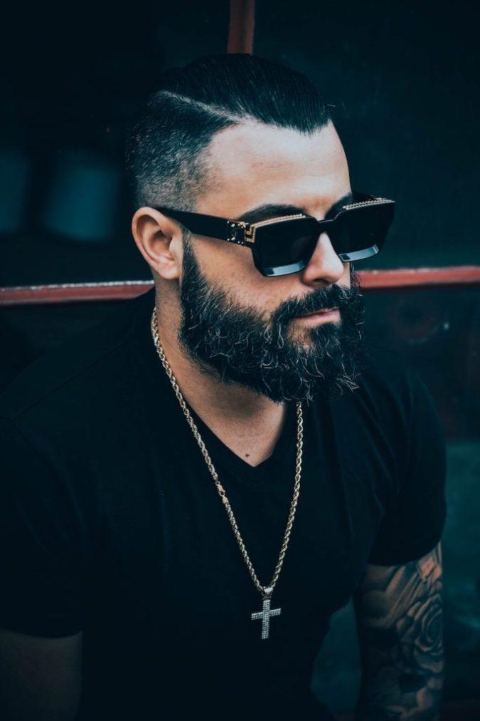 biker-beard-675x1012 20 Most Trendy Men's Beard Styles for 2020