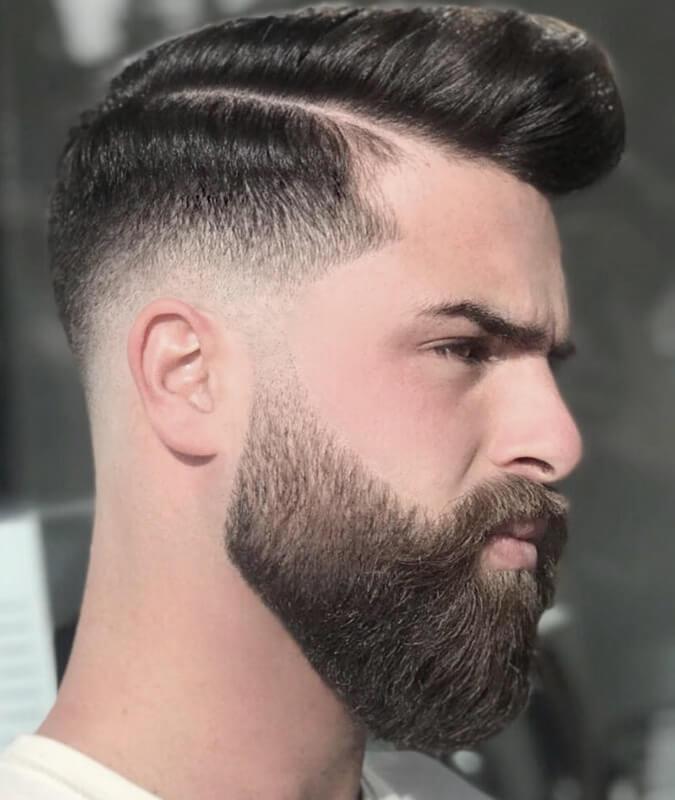 boss-style 20 Most Trendy Men's Beard Styles for 2021