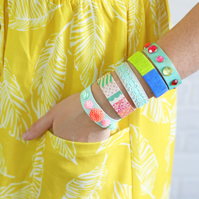 bracelets-675x675 18 Easiest Craft Ideas That You Can Create with Your Kids