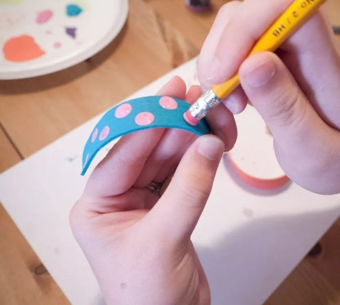 bracelets-for-kids-675x607 18 Easiest Craft Ideas That You Can Create with Your Kids