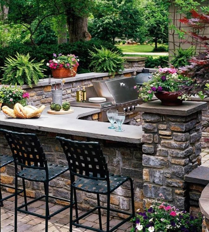 home-garden-outdoor-kitchen-675x750 Top 20 Garden Trends: Early Predictions to Adopt