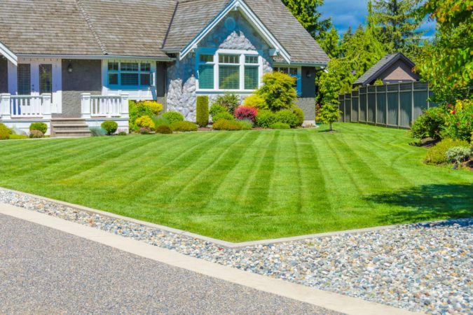 home-garden-striped-lawn-675x450 Top 20 Garden Trends: Early Predictions to Adopt