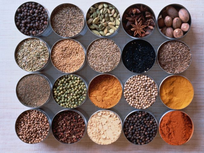 spices-2-675x506 Nutrition Guide for Dementia