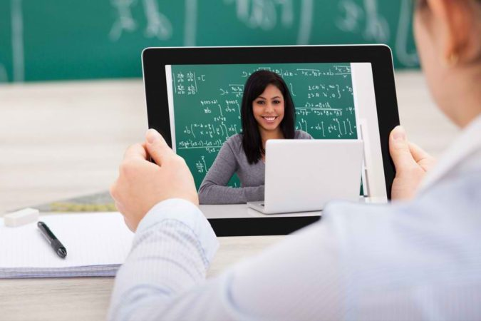 tablet-online-teaching-675x450 Top 20 Work from Home Opportunities during Pandemic Times