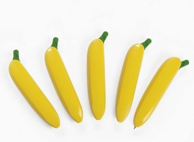 Banana-Pens-e1588430997660-675x493 25 Best Employee Gifts Ideas They Will Actually Need