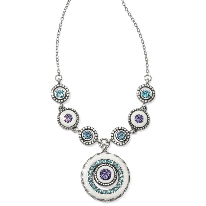 Bright-enamel-necklace-2-675x675 +30 Hottest Jewelry Trends to Follow in 2021