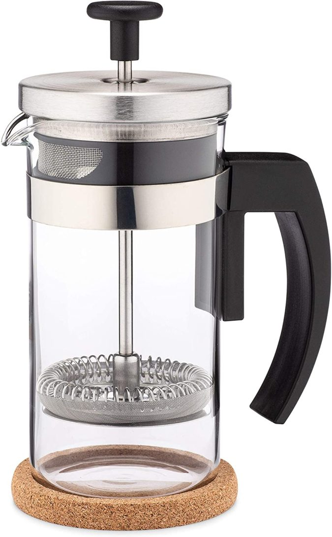 Brillante-BR-CP1-350-Glass-French-Press-675x1090 25 Best Employee Gifts Ideas They Will Actually Need