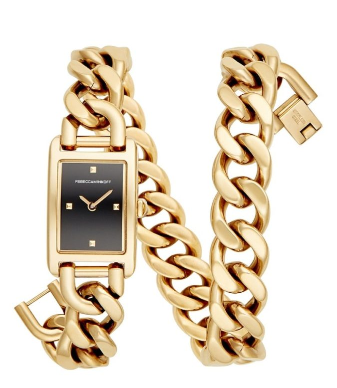 Chain-watch-jewelry-675x778 +30 Hottest Jewelry Trends to Follow in 2021