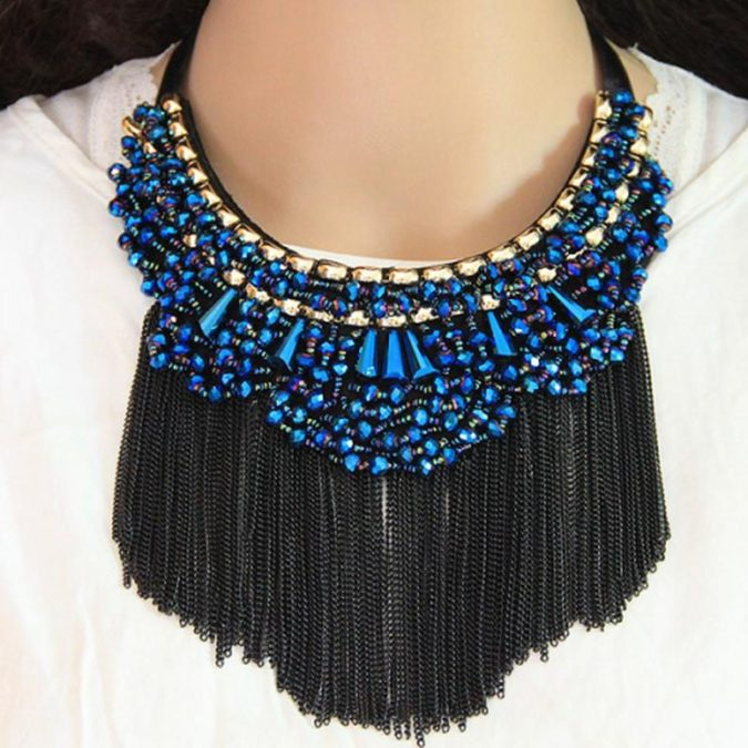 Chunky-crystal-chains-jewelry-675x675 +30 Hottest Jewelry Trends to Follow in 2021