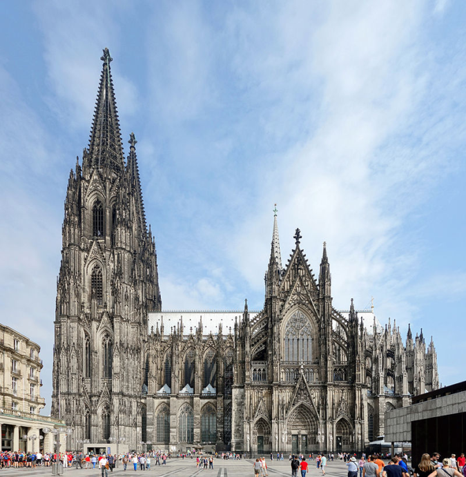 Cologne-Cathedral-675x691 Planning a Trip to Cologne? Best Attractions Revealed