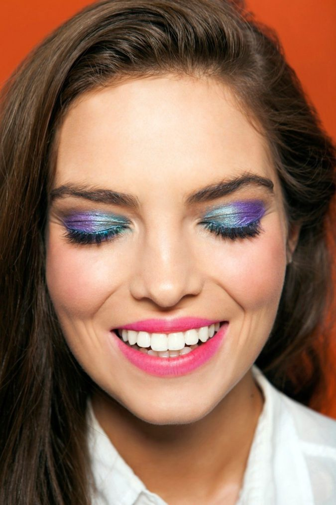 Colorblocking-675x1013 15 Most Fabulous Makeup Trends to Be More Gorgeous in 2020