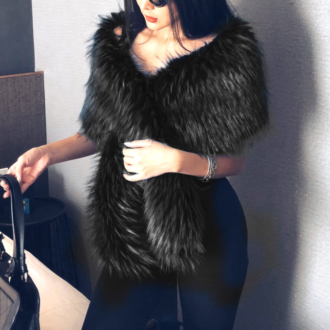 Fur-scarves.-675x675 10 Most Luxurious Looking Scarf Trends for Women in 2020