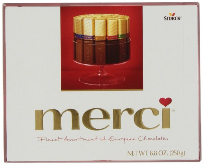 Merci-European-Chocolates-675x545 25 Best Employee Gifts Ideas They Will Actually Need