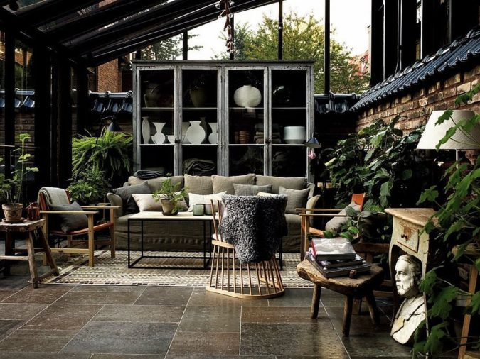Scandinavian-sunroom-3-675x506 25 Stunning Interior Decorating Ideas for Sunrooms
