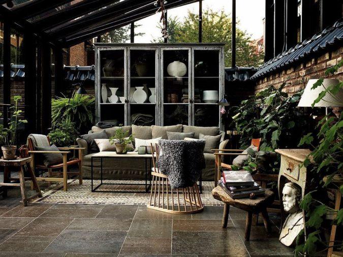 Scandinavian-sunroom-3-675x506 25 Stunning Interior Decorating Ideas for Sunrooms