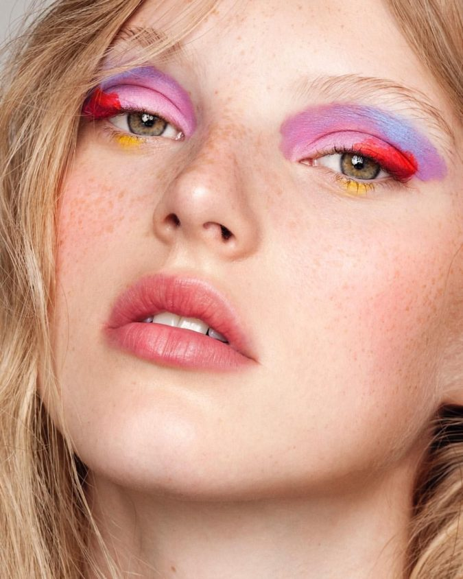 Watercolor-Eyes-675x844 15 Most Fabulous Makeup Trends to Be More Gorgeous in 2020