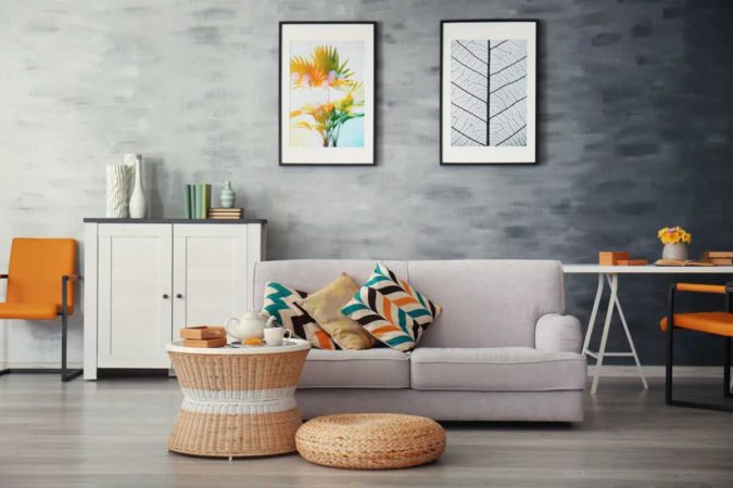 clean-home-living-room-675x450 10 Ways to Keep Your Home Smelling Clean and Fresh