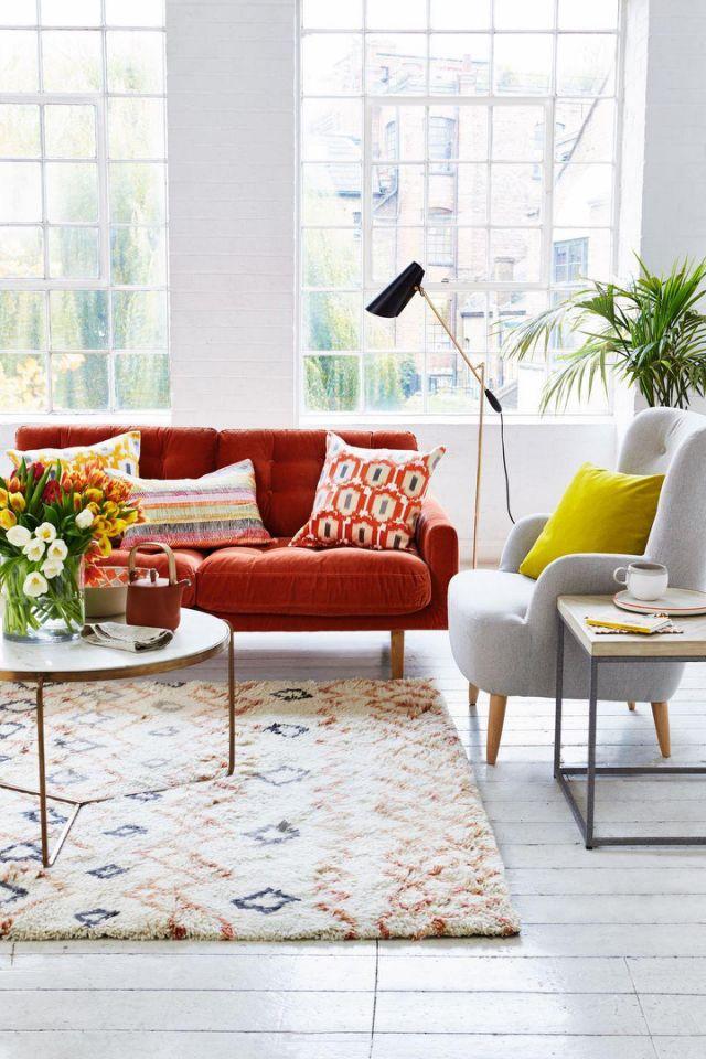 colorful-sunroom 25 Stunning Interior Decorating Ideas for Sunrooms