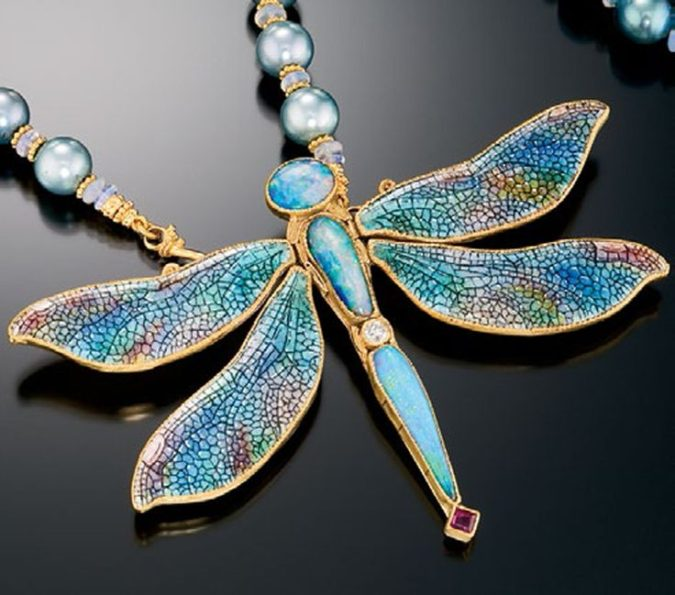 firefly-Enamel-jewelry-necklace-675x595 +30 Hottest Jewelry Trends to Follow in 2021