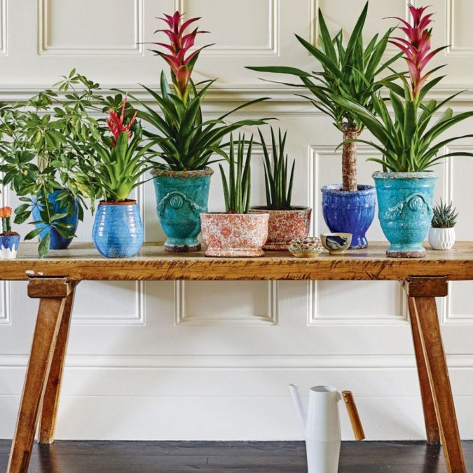hallway-decor-FlowerPots-675x675 8 Trendy Hallway Decor Ideas to Revamp Your Home
