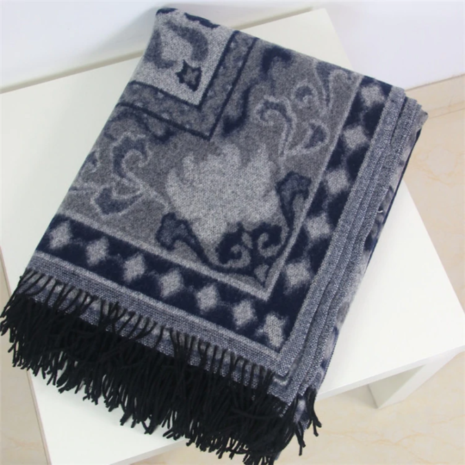 heavy-wool-scarf-675x675 10 Most Luxurious Looking Scarf Trends for Women in 2020