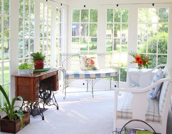 Photo of 25 Stunning Interior Decorating Ideas for Sunrooms