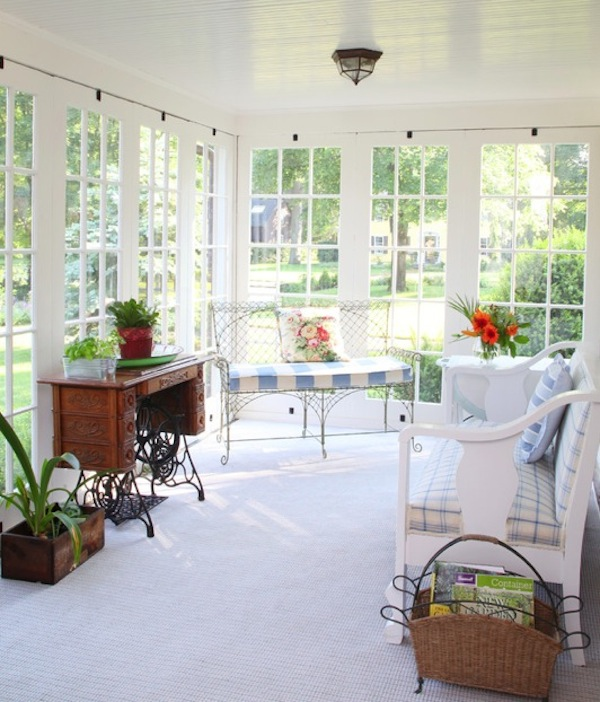 home-decor-sunroom-3 25 Stunning Interior Decorating Ideas for Sunrooms
