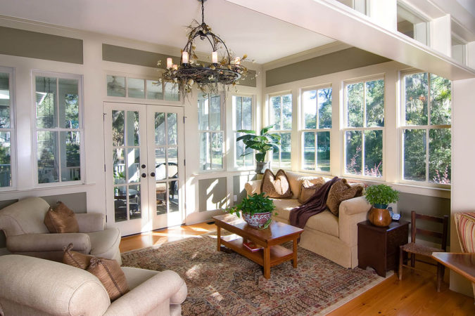 home-decor-sunroom-6-675x450 25 Stunning Interior Decorating Ideas for Sunrooms