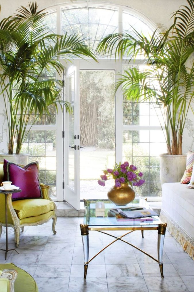 home-decor-sunroom-natural-plants-675x1013 25 Stunning Interior Decorating Ideas for Sunrooms