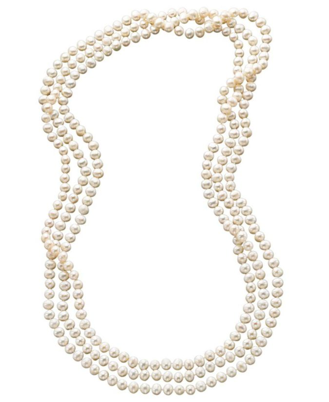jewelry-Pearls-675x825 +30 Hottest Jewelry Trends to Follow in 2021