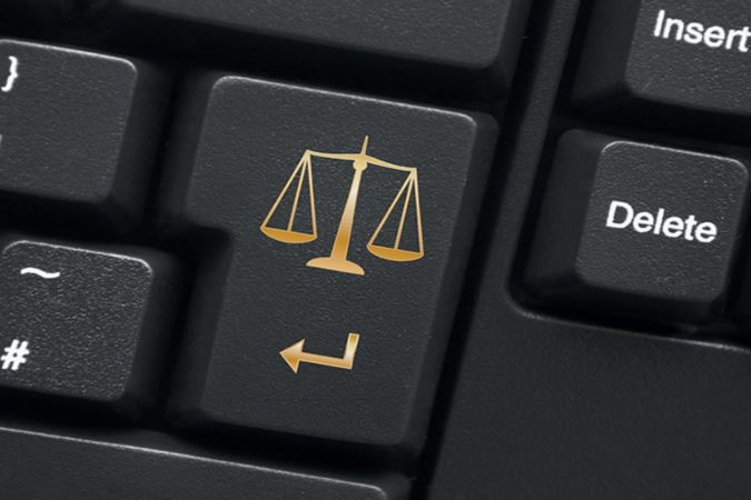 keyboard-lawyer-675x450 Top 20 Digital Media And Internet Lawyers in the USA