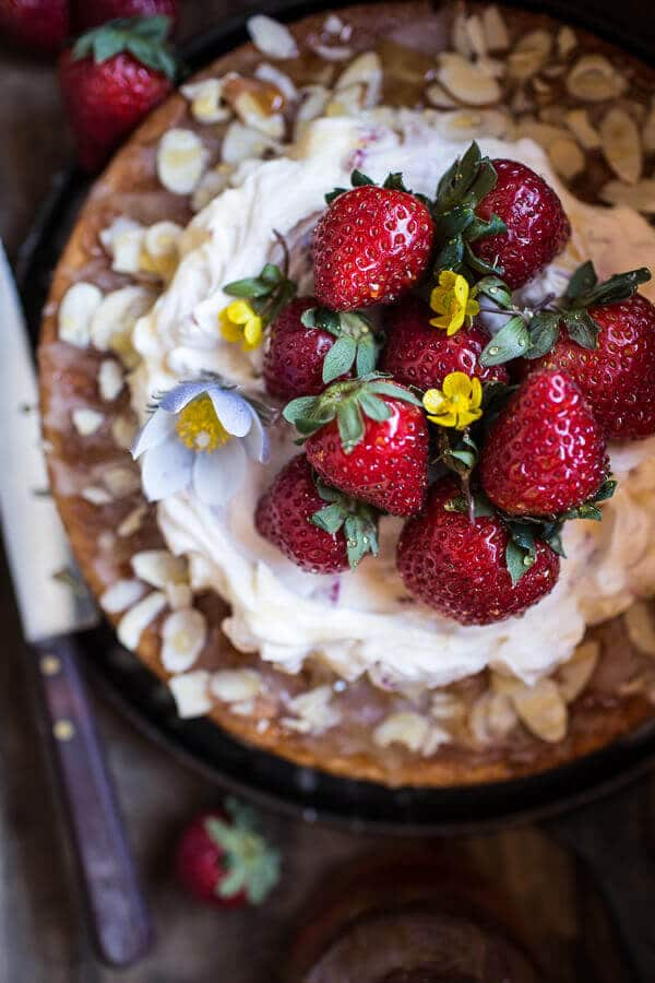 Almond-Honey-Cake Top 20 Most Delicious and Popular Cakes in the USA