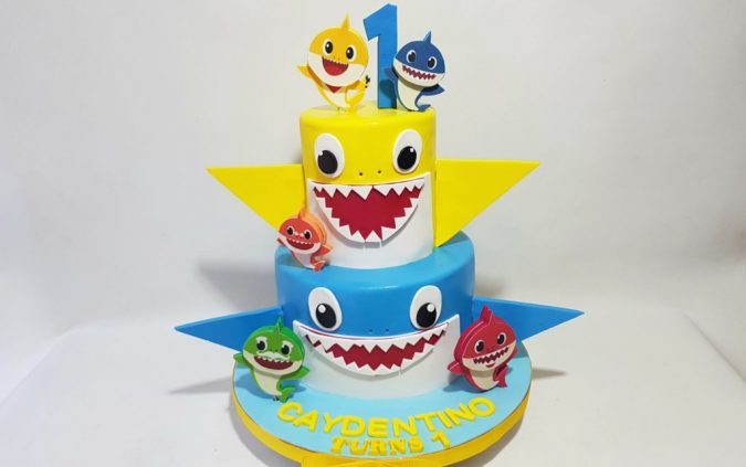 Baby-shark-cake-1-675x423 Top 20 Most Delicious and Popular Cakes in the USA