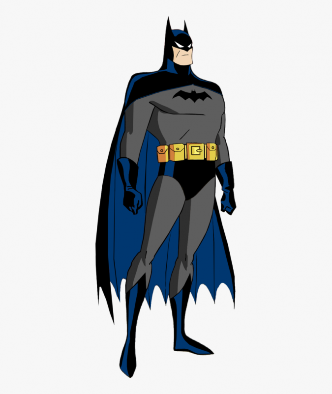 Batman-cartoon-675x802 Top 25 Most Popular Cartoon Characters of All Time
