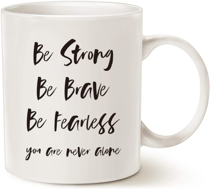 Be-Strong-Mug-2-675x608 10 Motivational Gifts for Friends Who Need a Present