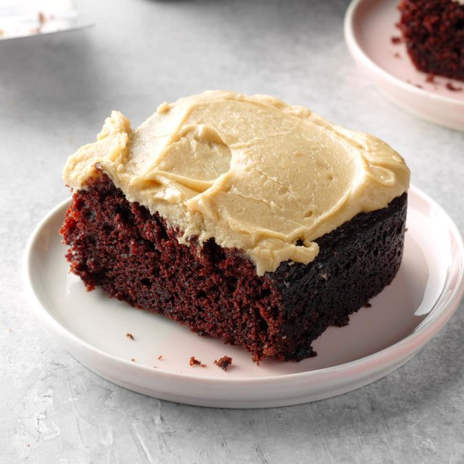 Chocolate-Mayonnaise-Cake.-675x675 Top 20 Most Delicious and Popular Cakes in the USA