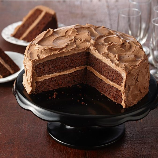 Chocolate-cake-using-buttercream.-2-675x675 Top 20 Most Delicious and Popular Cakes in the USA
