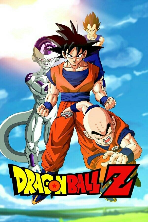Dragon-Ball-cartoon Top 25 Most Popular Cartoon Characters of All Time