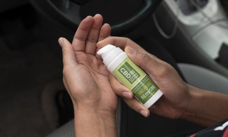 Photo of Top 10 CBD Hand Sanitizer Benefits