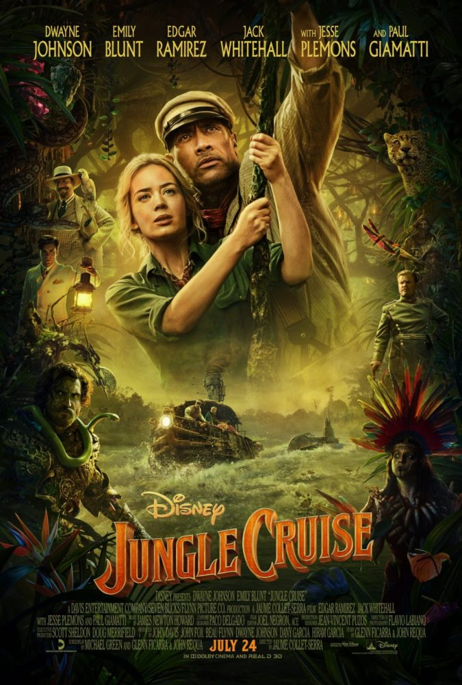 Jungle-Cruise-675x1000 Top 7 Upcoming Disney Films to Watch This Year