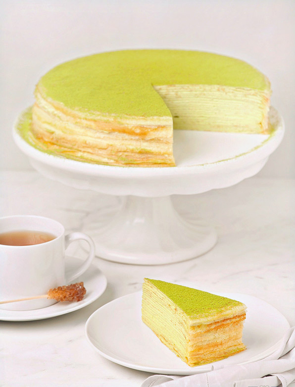 Lady-M-cake.. Top 20 Most Delicious and Popular Cakes in the USA